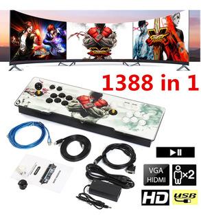 1388 En 1 Pandor A Box Arcade Videojuegos Consola Gamepad 2