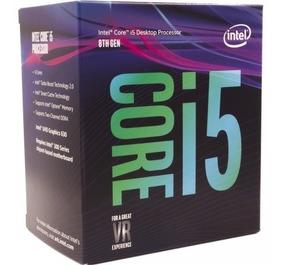 Processador I5 8400 Intel 8ª Geração 9mb 2.8ghz Lga 1151