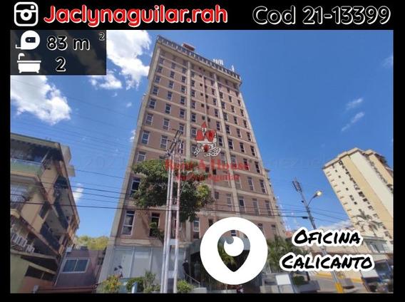 Oficina En Venta Calicanto Maracay Cod 21-13399 Jja