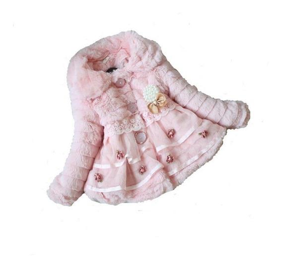 Blusa Frio Infantil Casaco Inverno Sobretudo Pronta Entrega