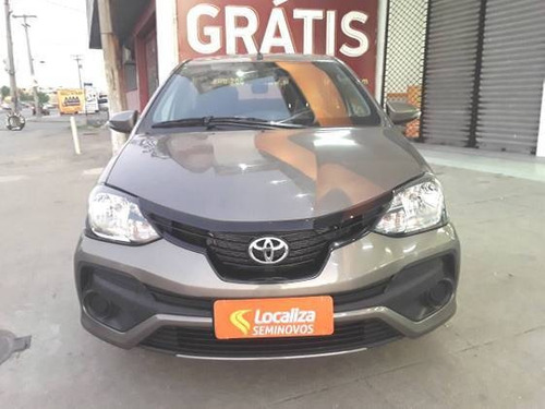 Imagem 1 de 9 de Toyota Etios 1.5 X Plus Sedan 16v Flex 4p Automático