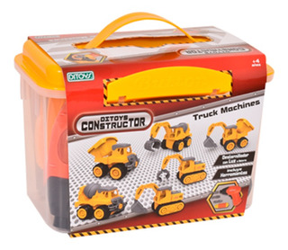Ditoys Constructor Truck Machine Ditoys