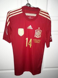 Camisa Espanha Home 13/15 G85242
