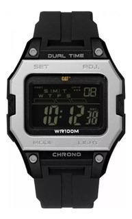 Reloj Cat Hombre Deportivo Iluminado Digital Digi Squared