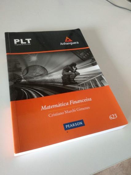 Plt 623 - Matemática Financeira Hp 12c E Excel _ Livro