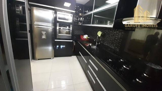 Apartamento Com 3 Dormitórios À Venda, 93 M² Por R$ 470.000,00 - Jardim Satélite - São José Dos Campos/sp - Ap1763