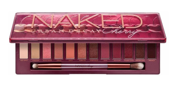 Urban Decay - Paleta De Sombras - Naked Cherry