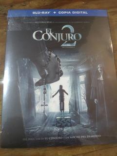 El Conjuro 2 ( Bluray Nuevo )