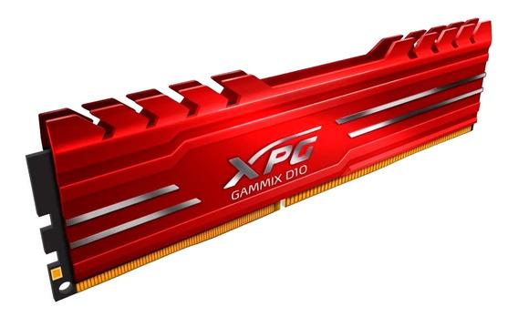 Adata Memoria Ram Ddr4 8gb Xpg 3000ghz Gammix D10 1.2v Cl16