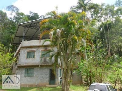 Chácara Para Venda Em Nova Friburgo, Riograndina, 2 Dormitórios, 3 Banheiros - 156