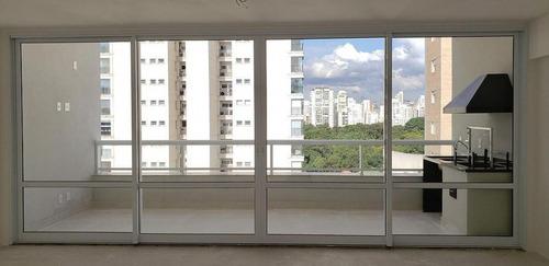 Apartamento Para Venda Em São Paulo, Água Branca, 3 Dormitórios, 3 Suítes, 4 Banheiros, 3 Vagas - Cap1655_1-1182261
