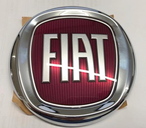nuevo y original Fiat 7734512 Fiat Coupe Capó Bonnet insignia emblema//logo