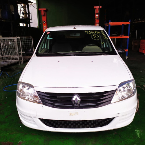 Sucata Renault Logan 2013 1.6 8v