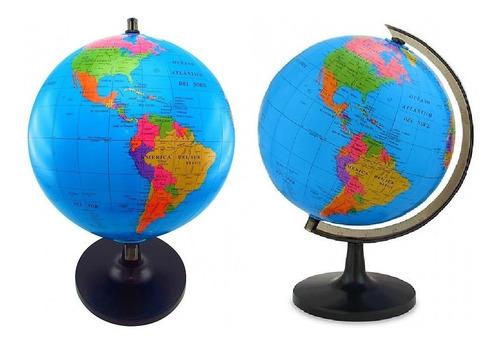 Mapamundi Globo Terráqueo Político Mundo Mapas