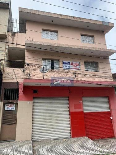 Imagem 1 de 6 de Apto Vila São Francisco - Vila Ré - Ap20362