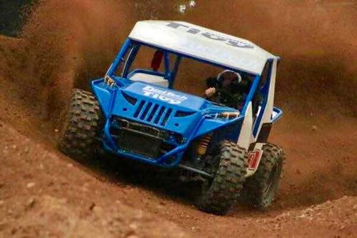 Imagem 1 de 15 de Jeep Gaiola De Cross Turbo