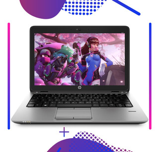 Laptop Hp Elitebook 820 Core I7 4ta Gen. 8gb/240ssd, Pantalla 12.5 ¨