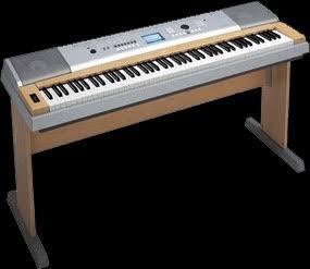 Grand Piano Dgx 630 Sintetizador, Sequencer, Arranjador