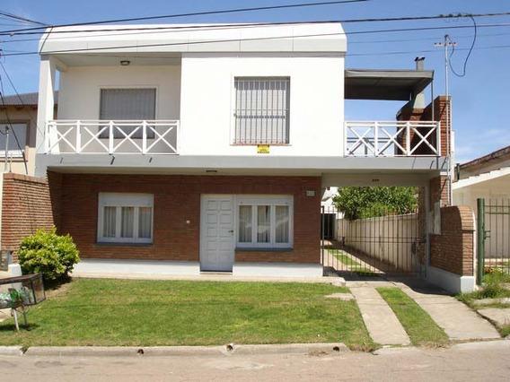 Alquiler Departamento Monte Hermoso - 2d - Cochera - Patio