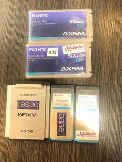 Cartão Sony Axsm S24 512gb Venice F55