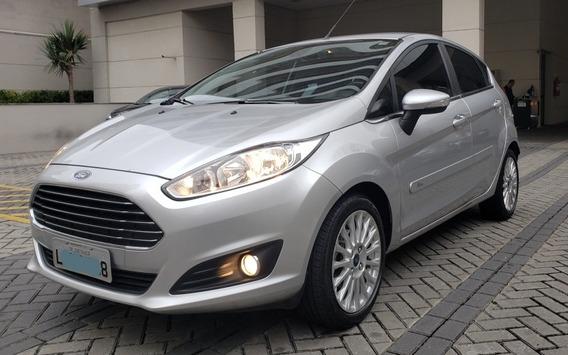 Ford Fiesta 1.6 16v Titanium Flex 5p 2014