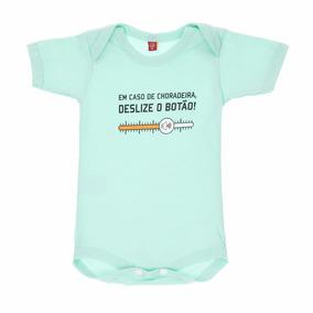 Body Bebê - Deslize O Botão