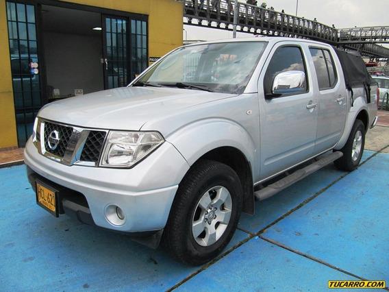 Nissan Navara 2500cc 4x4 Mt Aa
