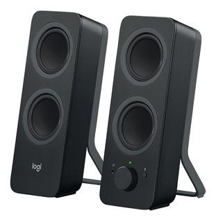 Logitech Parlante Bluetooth Estéreo Z207 Negro - Logitech