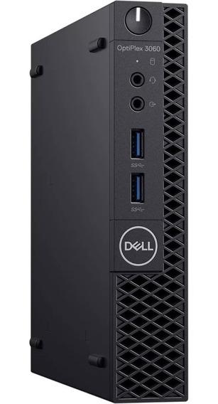 Dell Optiplex 3060 Mini (core I3-8100t 4gb Ddr4 500gb Hdmi)