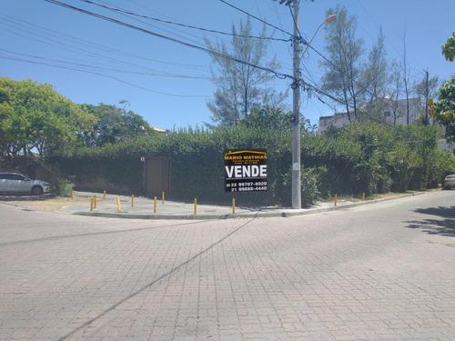 Imagem 1 de 3 de Terreno Para Venda Em Rio Das Ostras, Costa Azul - _1-1737519