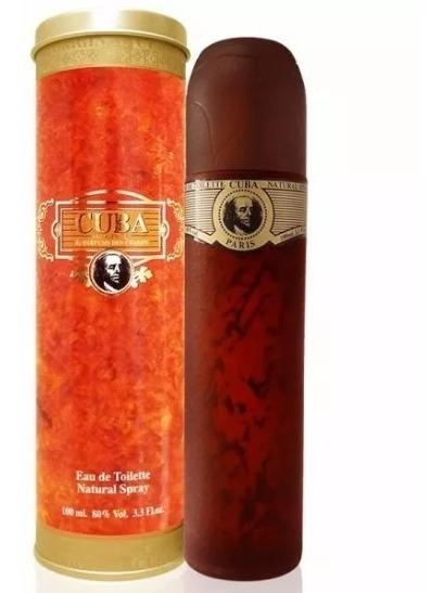 Perfume Cuba Paris 100ml