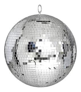 Gran Espejo De Cristal De La Bola De Disco Dj Dance Casa Ban