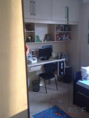 Apartamento À Venda, Jardim Aurélia, Campinas. - Ap3986