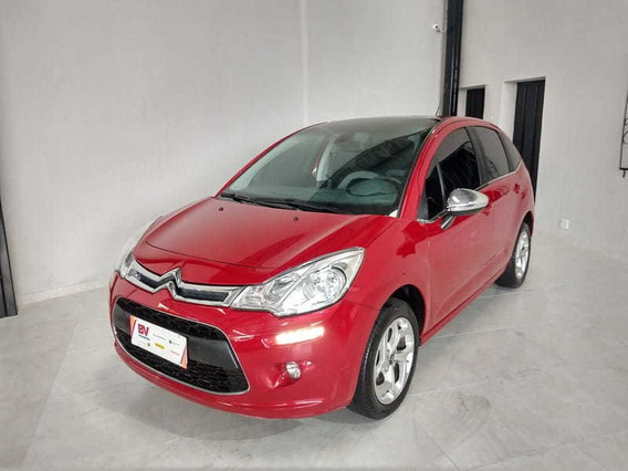 Citroen C3 Exclusive 1.6 16v Aut 2017