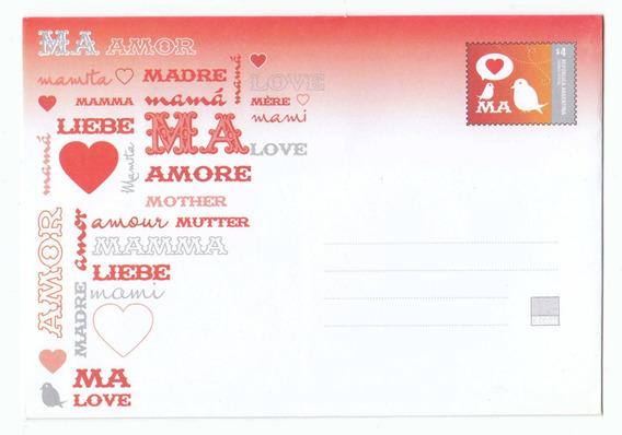 Argentina 2010 Sobre Carta Alusivo Al Dia De La Madre