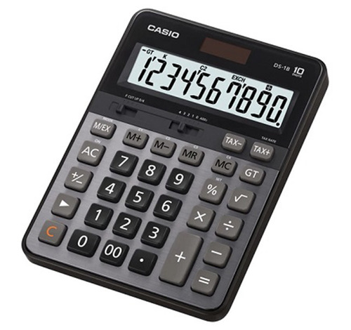 Imagen 1 de 1 de Calculadoras De Escritorio Casio Ds-1