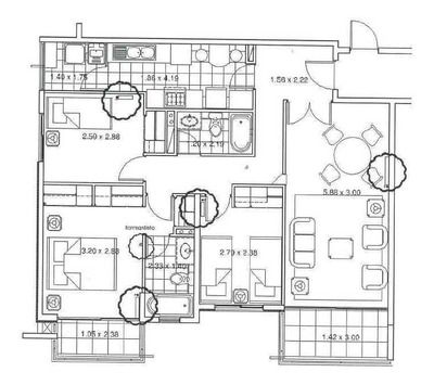Bremen 88 - Departamento 304