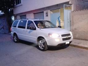 Uplander Lt Extendida 2005 Chevrolet