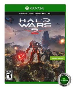 Juego Halo Wars 2 - Xbox One - Nuevo Sellado