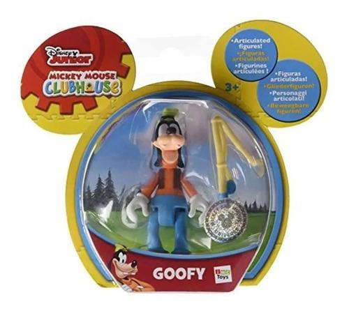Mickey & Amigos Goofy Figura Articulada + Accesorio