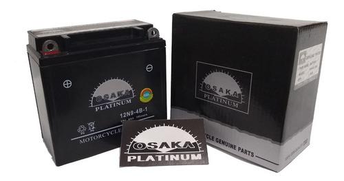 Imagen 1 de 3 de Bateria Gel Osaka 12n9-4b1 Equivalente Yb9-b / Yb7-a - Sti