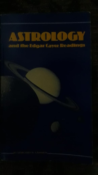 Livro Astrology And The Edgar Cayce Readings