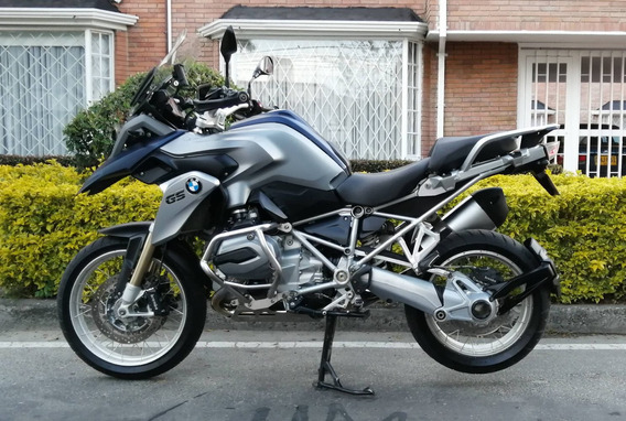 Bmw R1200gs 2015 (k50) Keyless Y Gear Assistance Pro