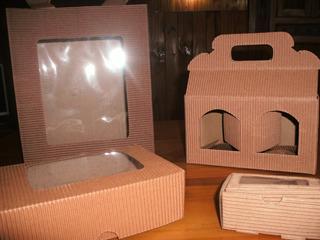 Cajas De Cartón Corrugado Para Packaging. Lote De 31 Piezas