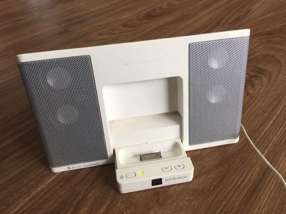 Altec Lansing iPod Dock Inmotion Im3c