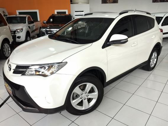 Toyota Rav4 2.0 4x4 2014/2014 Blindada N Iii-a Top 35000 Km