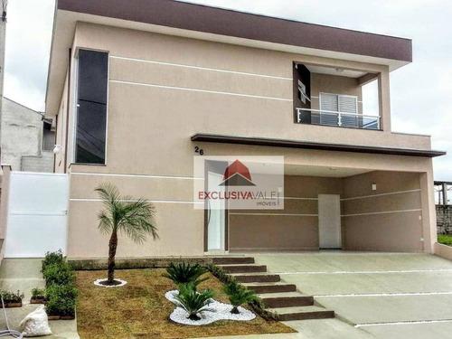 Imagem 1 de 16 de Casa À Venda, 245 M² Por R$ 1.100.000,00 - Villa Branca - Jacareí/sp - Ca0923
