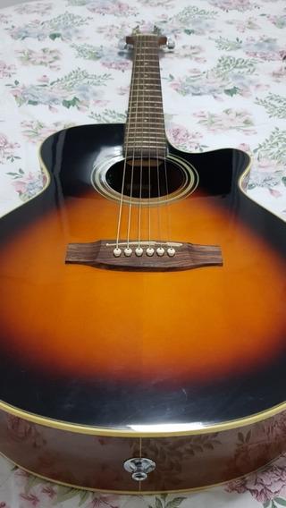 Violão Elétrico - Takamine G Series Eg260c-bsb