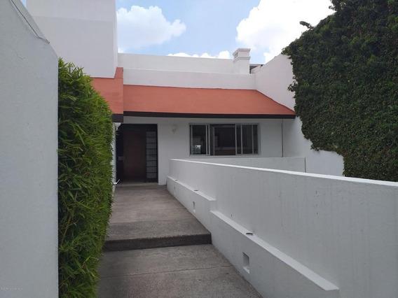 Departamento En Renta En La Herradura, Huixquilucan, Rah-mx-20-2897