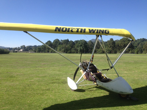 Avión Ultraligero Tipo Pendular Trike De Ala Delta